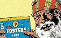 פוסטר - על שם הבירה שנמצאה במסוק המרוסק
