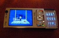 המשחק על גבי נוקיה N95