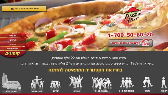 ככה לא מכינים פיצה